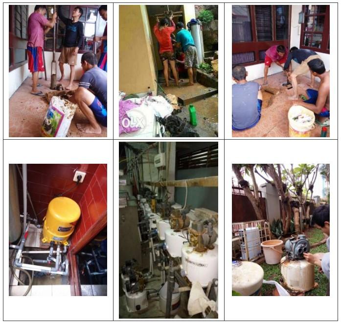 Jasa Servis Pompa Air di Kebayoran Baru Jakarta Barat Berpengalaman